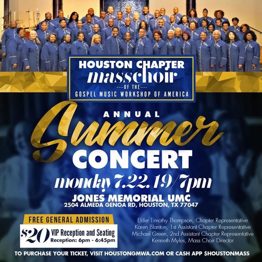 The Texas Mass Choir
